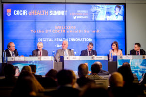 UEHP speaks at the 3rd COCIR eHealth Summit