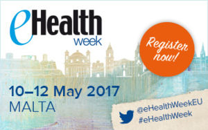 10-12 May, Malta: eHealth Week 2017