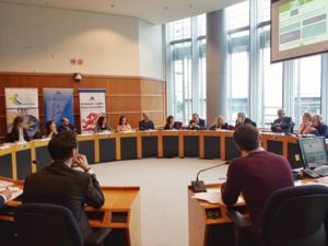 UEHP speaks at the European Parliament on private hospitals and cross-border healthcare