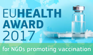 Promoting vaccination: Commission launches EU Health Award for NGOs