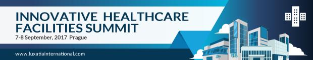 7-8 September, Prague: Innovative Healthcare Facilities Summit