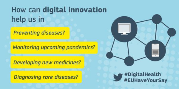 European Commission's Public consultation on Health and Care in the Digital Single Market