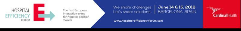 14-15 June, Barcelona: European Hospital Efficiency Forum