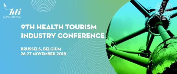 26-27 November, Brussels: Health Tourism Industry Conference