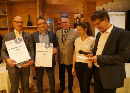Award Innovation Prize 2018
