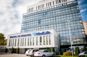 MedLife, the largest private healthcare service provider in Romania.