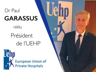 Dr. Paul Garassus Re-elected President of UEHP