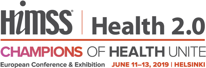 11-13 June, Helsinki: HIMSS & Health 2.0 European Conference 2019