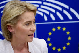 Ursula von der Leyen new President of the European Commission – Focus on healthcare