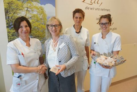 International Nurses Day 2019 – 7,000 employees from Austrian private hospitals rewarded
