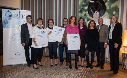 "VPKA Innovation prize 2019 – Vienna Private Clinic wins ""Visionen Award"""