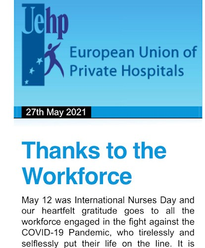 Our May Newsletter is online!